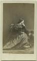 Called Mamie Dickens, by Herbert Watkins - NPG x128686