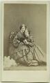 Georgina Hogarth; Mamie Dickens, by (George) Herbert Watkins - NPG x128688