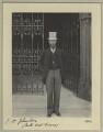 John Heywood Johnstone, by Sir (John) Benjamin Stone - NPG x29014