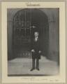 Sir David Brynmor Jones, by Sir (John) Benjamin Stone - NPG x29024