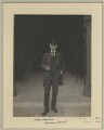 Sir David Brynmor Jones, by Sir (John) Benjamin Stone - NPG x29025