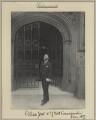 William Jones, by Sir (John) Benjamin Stone - NPG x29027