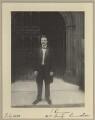 James Kenyon, by Sir (John) Benjamin Stone - NPG x29041