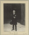 Sir Henry Kimber, 1st Bt, by Sir (John) Benjamin Stone - NPG x29043