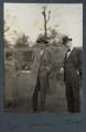 Maria Huxley (née Nys); Aldous Huxley; Philip Edward Morrell, by Lady Ottoline Morrell - NPG Ax143971