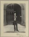 Richard George Penn Curzon, 4th Earl Howe, by Sir (John) Benjamin Stone - NPG x128595