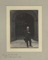 Sir Henry Hoyle Howorth, by Sir (John) Benjamin Stone - NPG x20419