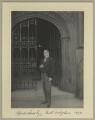 Sir James Alfred Jacoby, by Sir (John) Benjamin Stone - NPG x20426