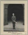 Sir John Jardine, 1st Bt, by Sir (John) Benjamin Stone - NPG x20429