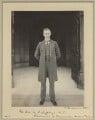 Arthur Frederick Jeffreys, by Benjamin Stone - NPG x20431