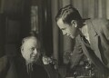 Sir Charles Blake Cochran; (John) Beverley Nichols, by Howard Coster - NPG x10656