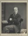 Henry Matthews, Viscount Llandaff, by Sir (John) Benjamin Stone - NPG x32514
