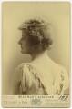Mary Anderson (Mrs de Navarro), by Elliott & Fry - NPG x78