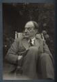 Walter de la Mare, by Lady Ottoline Morrell - NPG Ax144077