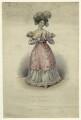 Julia Glover (née Betterton) as Mrs Candour, by John Rogers, after  John William Gear - NPG D23443