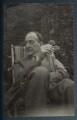 Walter de la Mare, by Lady Ottoline Morrell - NPG Ax144078