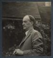 Walter de la Mare, by Lady Ottoline Morrell - NPG Ax144079