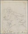 Robert Cunninghame Graham (Robert Graham of Gartmore), by Henry Bone, after  Sir Henry Raeburn - NPG D17260