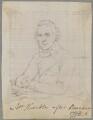 John Philip Kemble, by Henry Bone, after  Sir William Beechey - NPG D17321
