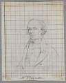 John Flaxman, by Henry Bone, after  John Jackson - NPG D17346