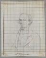 John Flaxman, by Henry Bone, after  John Jackson - NPG D17346
