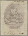Unknown boy, by Henry Bone, possibly after  Sir Joshua Reynolds - NPG D17367