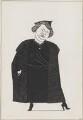 Lilian Mary Baylis, by Powys Evans - NPG 6793