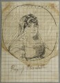 Princess Elizabeth, Landgravine of Hesse-Homburg, by Henry Bone, after  Henry Edridge - NPG D17372