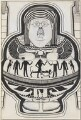 Sir Ernest Alfred Thompson Wallis Budge, by Powys Evans - NPG 6794