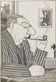 Howell Arthur Gwynne, by Powys Evans - NPG 6796