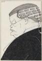 Douglas McGarel Hogg, 1st Viscount Hailsham, by Powys Evans - NPG 6797