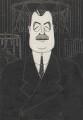 Arthur Henderson, by Powys Evans - NPG 6799