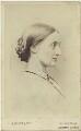 Fanny Hunt (née Waugh), by Elliott & Fry - NPG x18682
