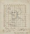 Cesare Borgia, Duke of Valentinois, by Henry Bone, probably after  Antonio Allegri da Correggio - NPG D17409