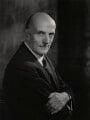 Sir George Edwards, by Godfrey Argent - NPG x21963