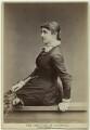Constance Gwladys Robinson (née Herbert), Marchioness of Ripon, by Elliott & Fry - NPG x36204