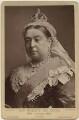 Queen Victoria, by Alexander Bassano - NPG x8753