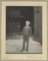 Sir Henry William Lucy, by Sir (John) Benjamin Stone - NPG x44862