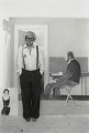 David Hockney, by Bob Collins - NPG x126191