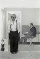David Hockney, by Bob Collins - NPG x126191