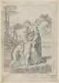 Holy Family (Madonna del Passeggio), by Henry Bone, after  Raphael (Raffaello Santi) - NPG D17453