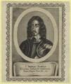 Thomas Fairfax, 3rd Lord Fairfax of Cameron, after Robert Walker - NPG D23429