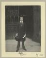 William Charles de Meuron Wentworth-Fitzwilliam, 7th Earl Fitzwilliam, by Sir (John) Benjamin Stone - NPG x32521