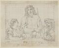 'Ecce Homo', by Henry Bone, possibly after  Robert Bowyer, after  Francesco Albani - NPG D17478