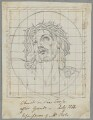 Christ crowned with thorns, by Henry Bone, after  Guido Reni - NPG D17489