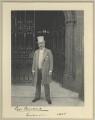 Sir George Newnes, 1st Bt, by Sir (John) Benjamin Stone - NPG x32575