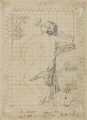 Jupiter and Io, by Henry Bone, after  Antonio Allegri da Correggio - NPG D17490