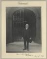 Donald Ninian Nicol, by Sir (John) Benjamin Stone - NPG x32576