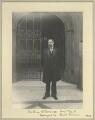 Arthur O'Connor, by Sir (John) Benjamin Stone - NPG x33729