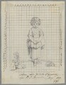 Lady Gertrude Fitzpatrick ('Colina'), by Henry Bone, after  Sir Joshua Reynolds - NPG D17523